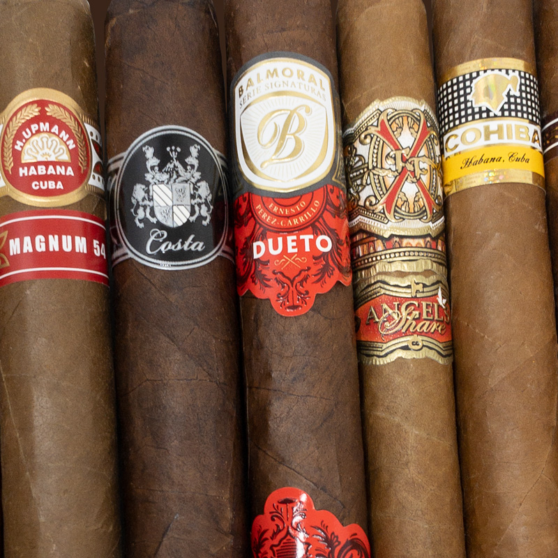 Die besten Zigarren